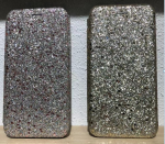 Galaxy Note10 Wallet Magnetic Glittery Case