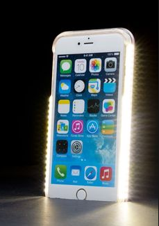 separation shoes 6e730 b30ab IPhone 7G Lumee LED Lighting Power Bank Case - Top Gift Ltd ...