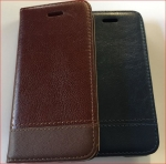 Galaxy S8 Plus Wallet Stitching Leather Case
