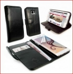 Galaxy S6 Edge Wallet Leather Case