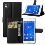 Xperia Z4 Wallet Leather Case